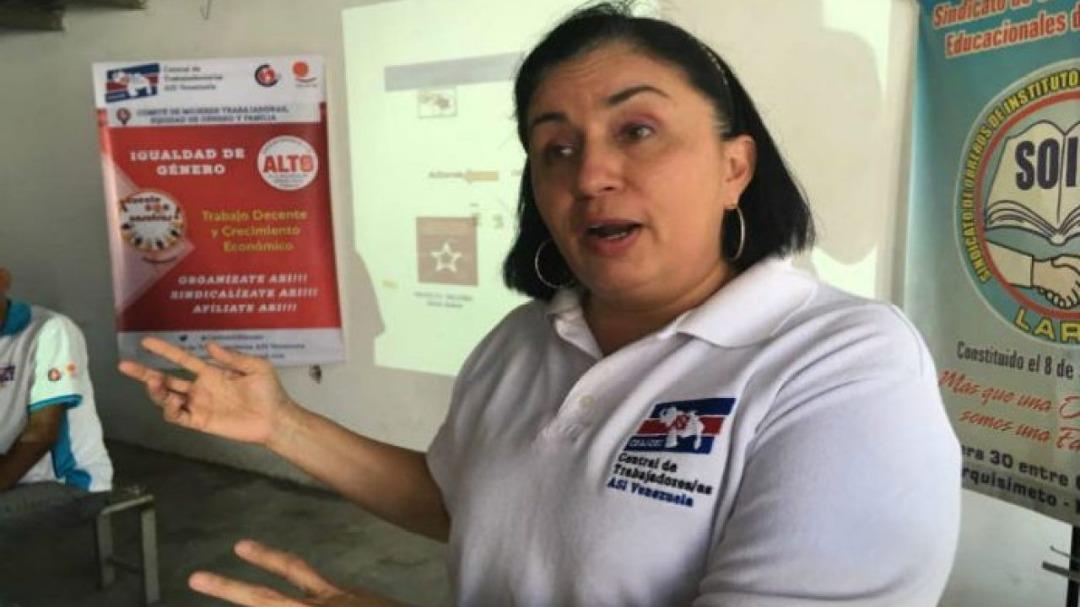 Central trabajadores ASI Venezuela