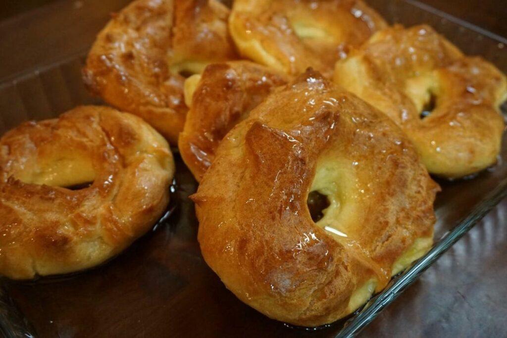 Almojábanas murcianas: prepara esta rica receta de bocadillos melosos