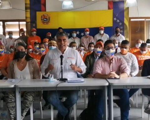 Voluntad Popular Nota de Prensa