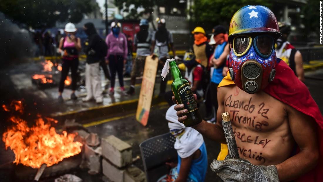 Venezuela es un estado fallido