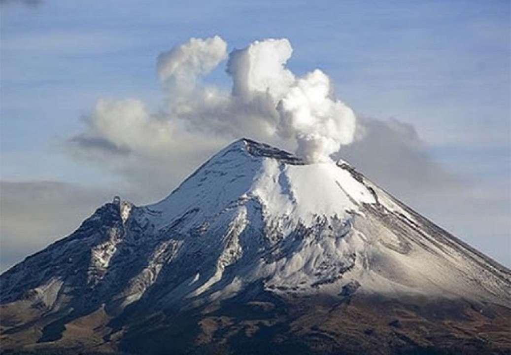 Conoce los cinco países con más volcanes activos