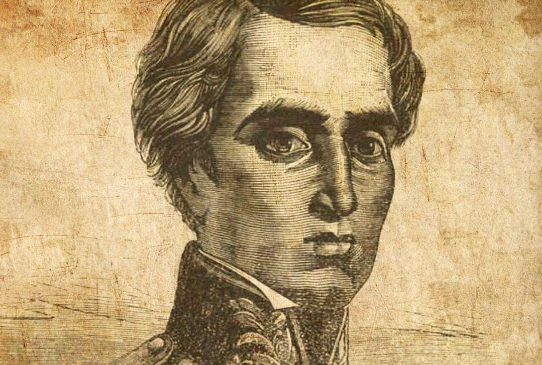 10 de junio: En 1786 nació Antonio Ricaurte