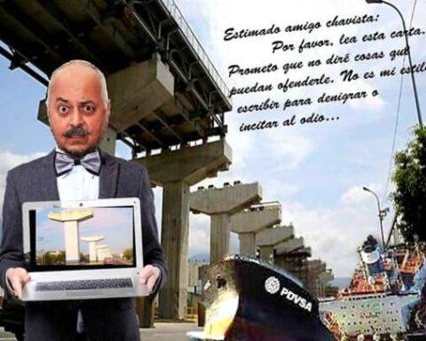 Claudio Nazoa carta a un amigo chavista