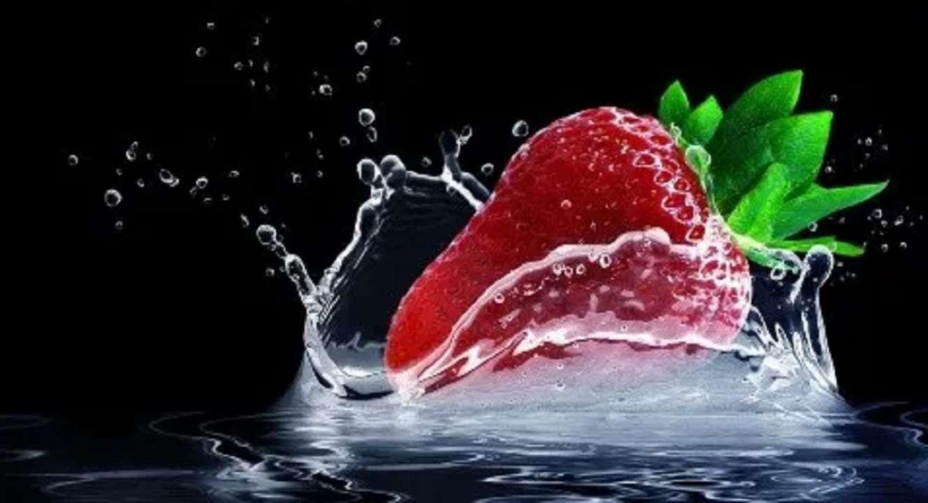 Cómo lavar y desinfectar correctamente las fresas