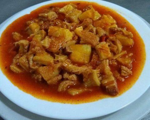 Prepara este sabroso y criollisimo mondongo venezolano