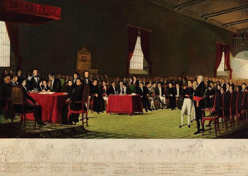 El 5 de julio de 1811 se firmó el Acta de Independencia de Venezuela