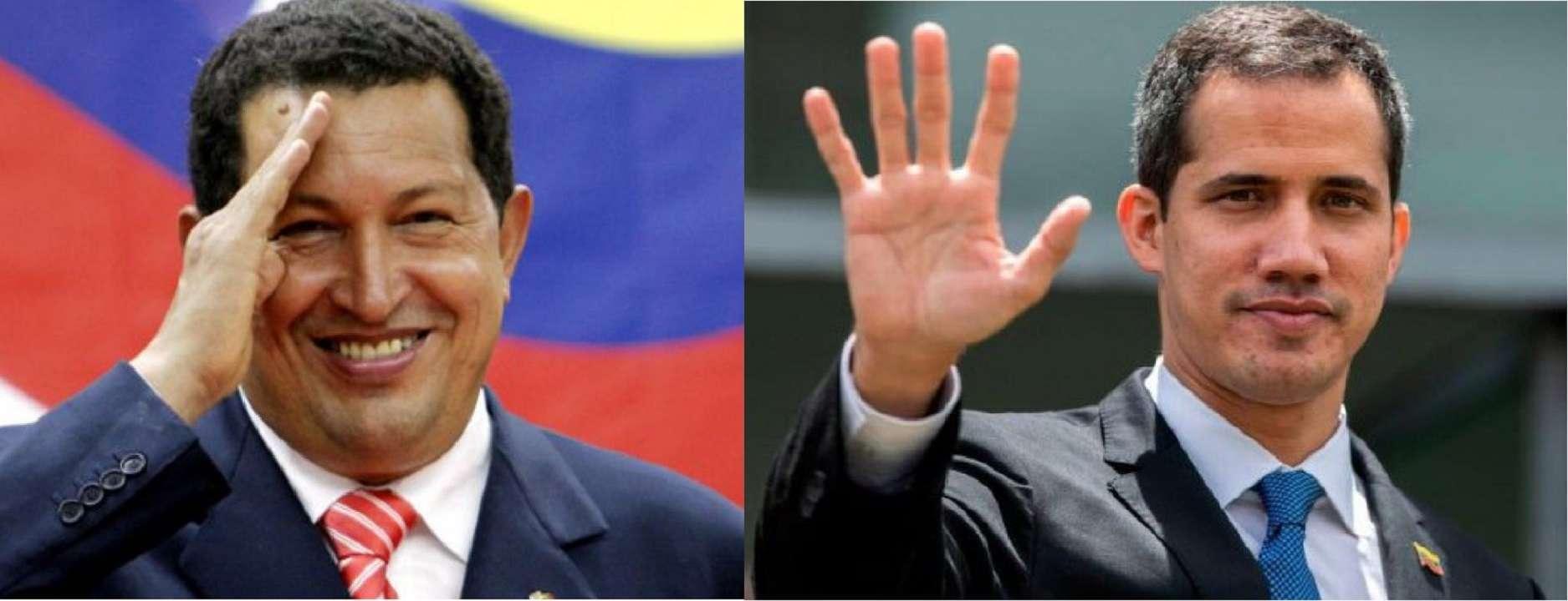 28 de julio | Tal día como hoy nacen Hugo Chávez (1954) y Juan Guaidó (1983)