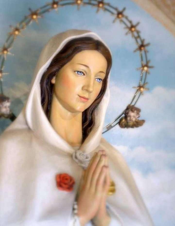 13 de julio: Día de María, la Rosa Mística