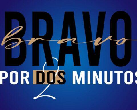 Isnardo Bravo por dos minutos