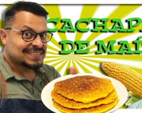 Cachapa receta historia