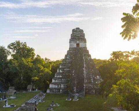 Estudio: los antiguos mayas tenían parques ricos en vegetación y agua