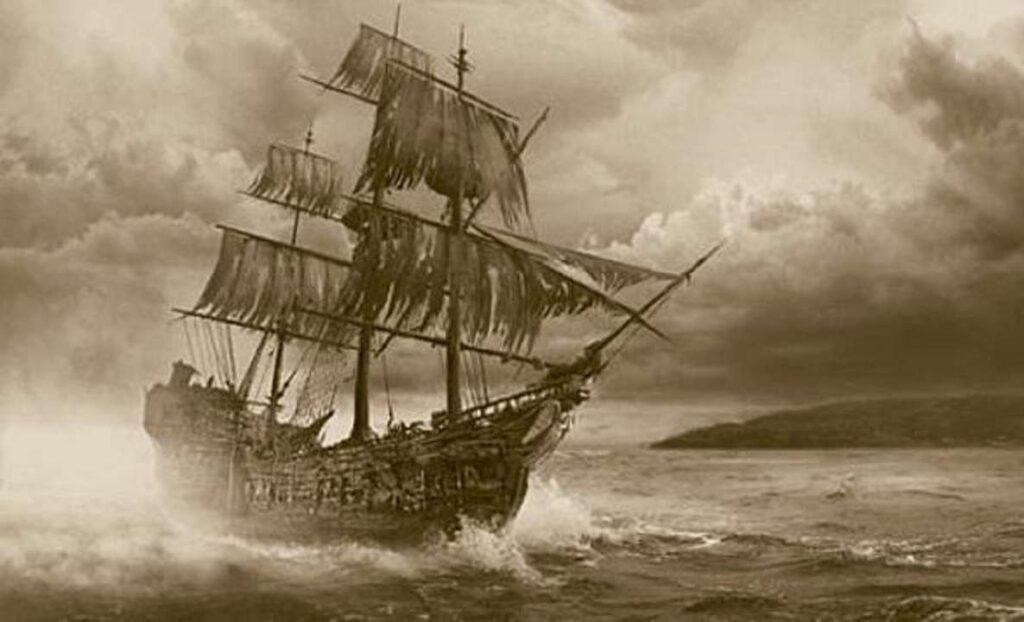 Barcos errantes: la historia del Octavius ¿Misterio, realidad o imaginación?