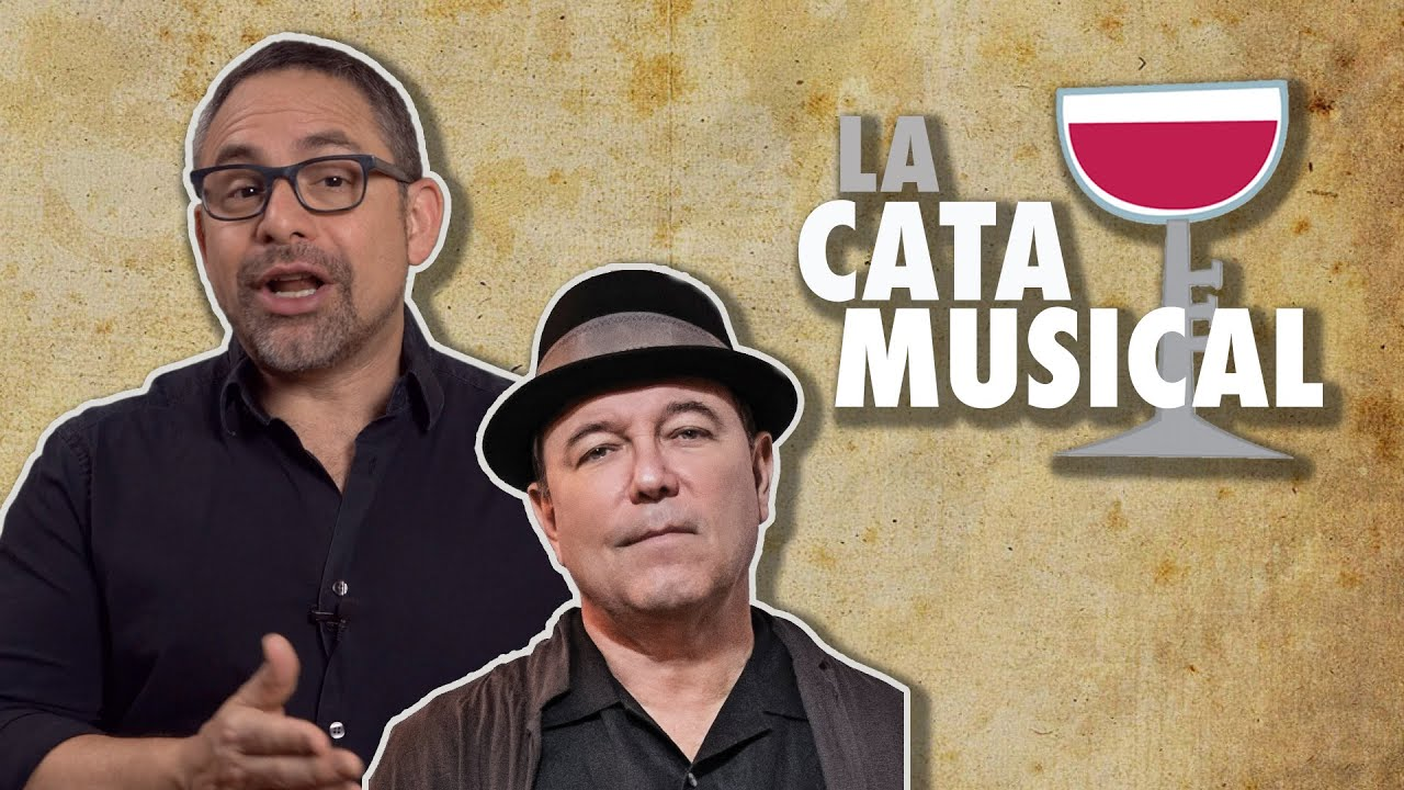 Pedro Navaja la cata musical César Muñoz