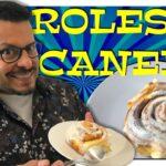 Cómo hacer Roles de Canela Daniel Nazoa de Poco un Todo