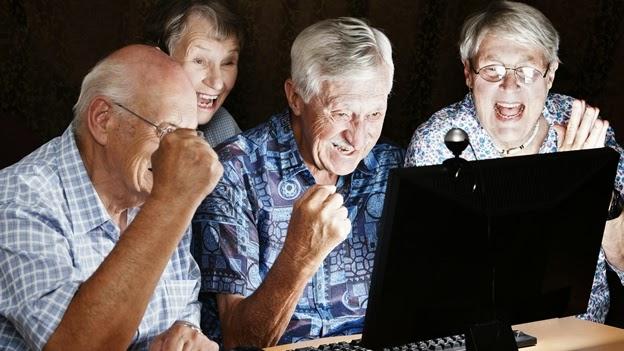 Tecnología y tercera edad