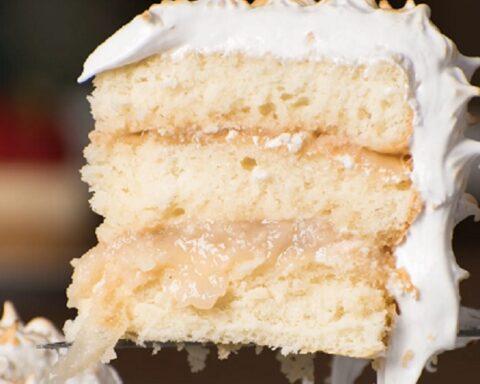 Torta de guanábana: delicioso y esponjoso postre tropical