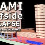 Video simulación colapso edificio surfside