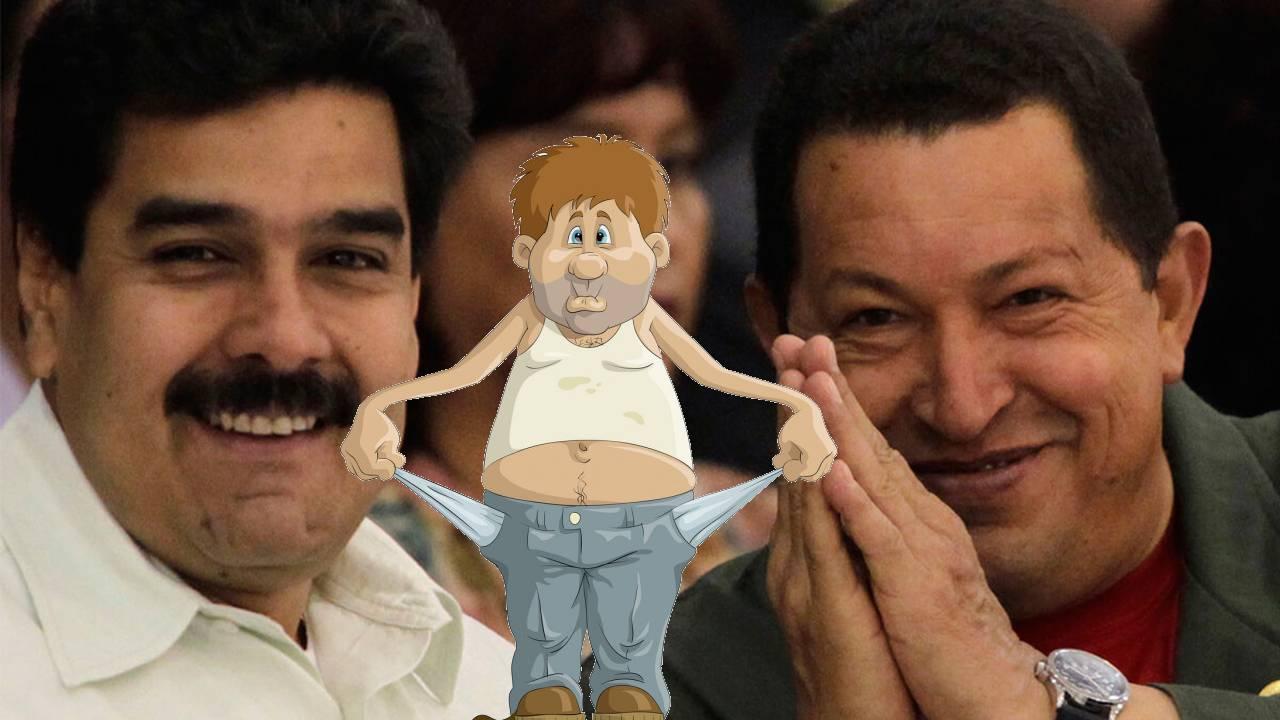 Arquímedes Román Padres pobreza Venezuela