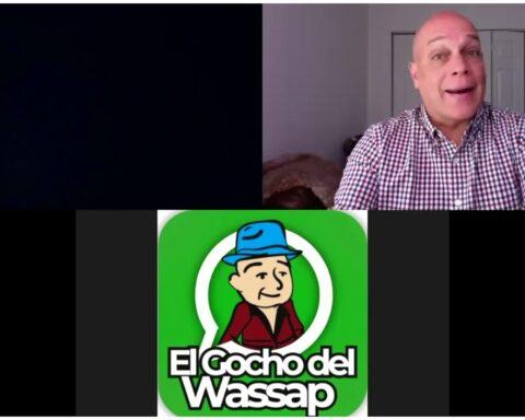 Gocho entrevista Alejandro Marcano en Vivo