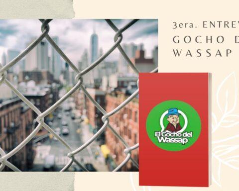 Gocho del WhatsApp Tercera entrevista con Jurado Grupo Editorial