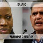Isnardo Bravo por 2 minutos crímenes de lesa humanidad en Venezuela
