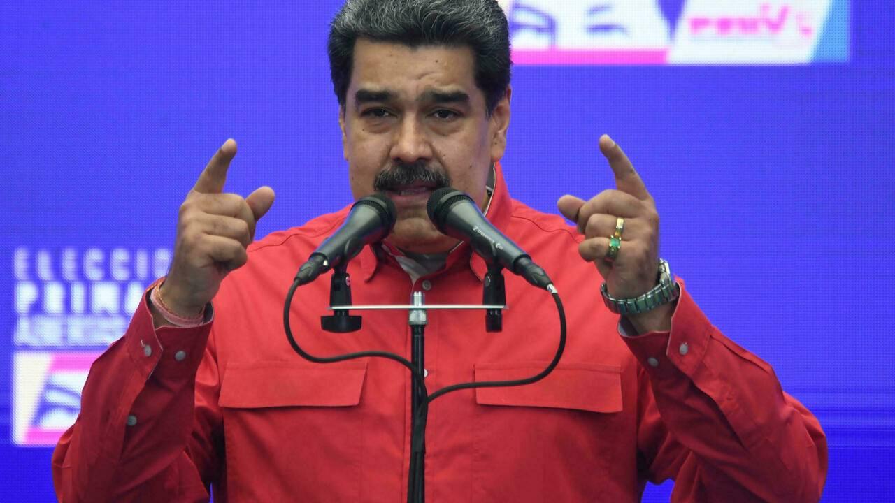 Maduro enjuiciado en La Haya Arquímedes Román Audio