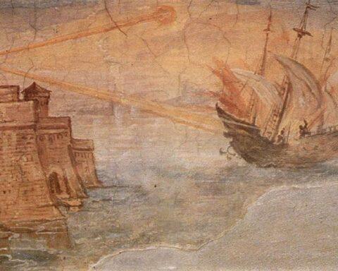 El rayo de Arquímedes - Interesante episodio de Nuestro Insólito Universo