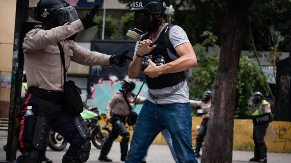 CNP Caracas ataques