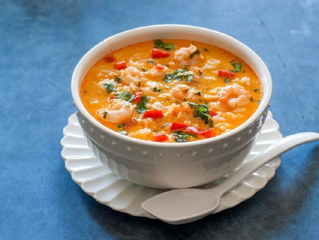 Asopado de camarones: disfruta esta deliciosa y nutritiva receta