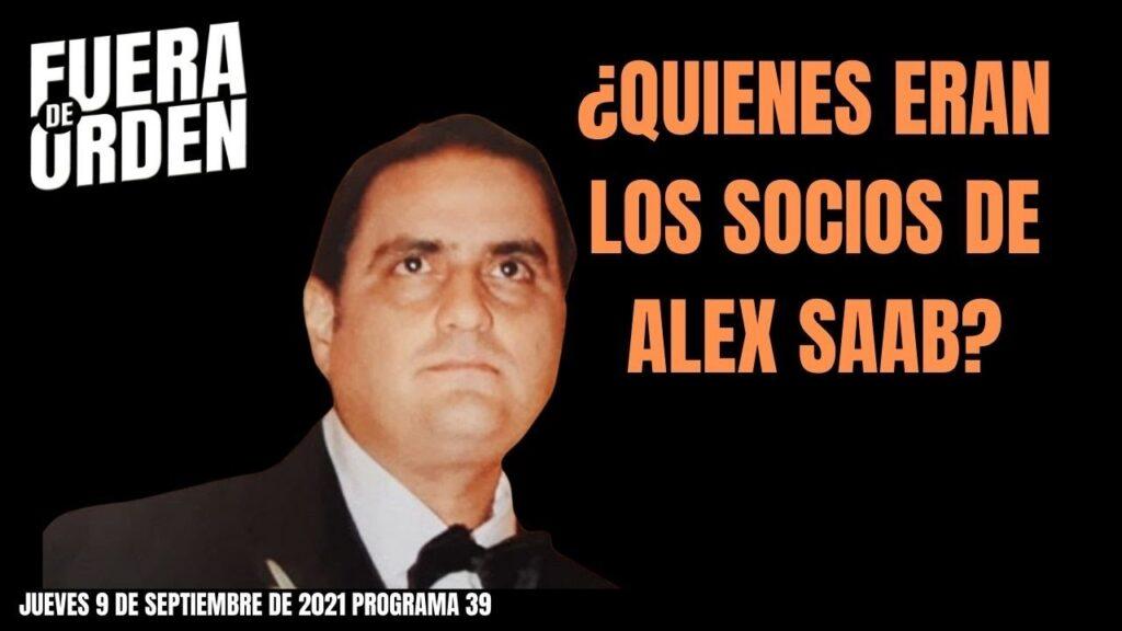 El Gocho son Daniel Lara Farías respecto a Alex Saab y sus socios
