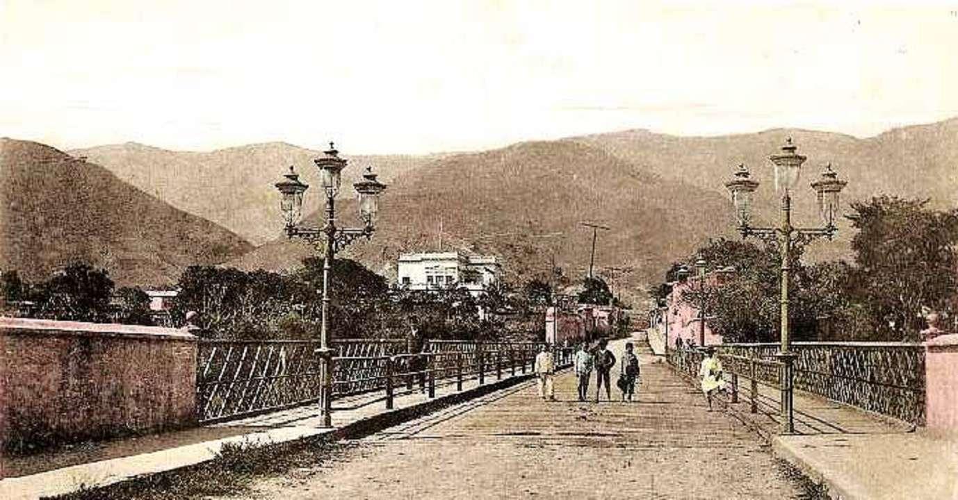 El puente del Guanábano: suicidios en Caracas a mediados del siglo XX