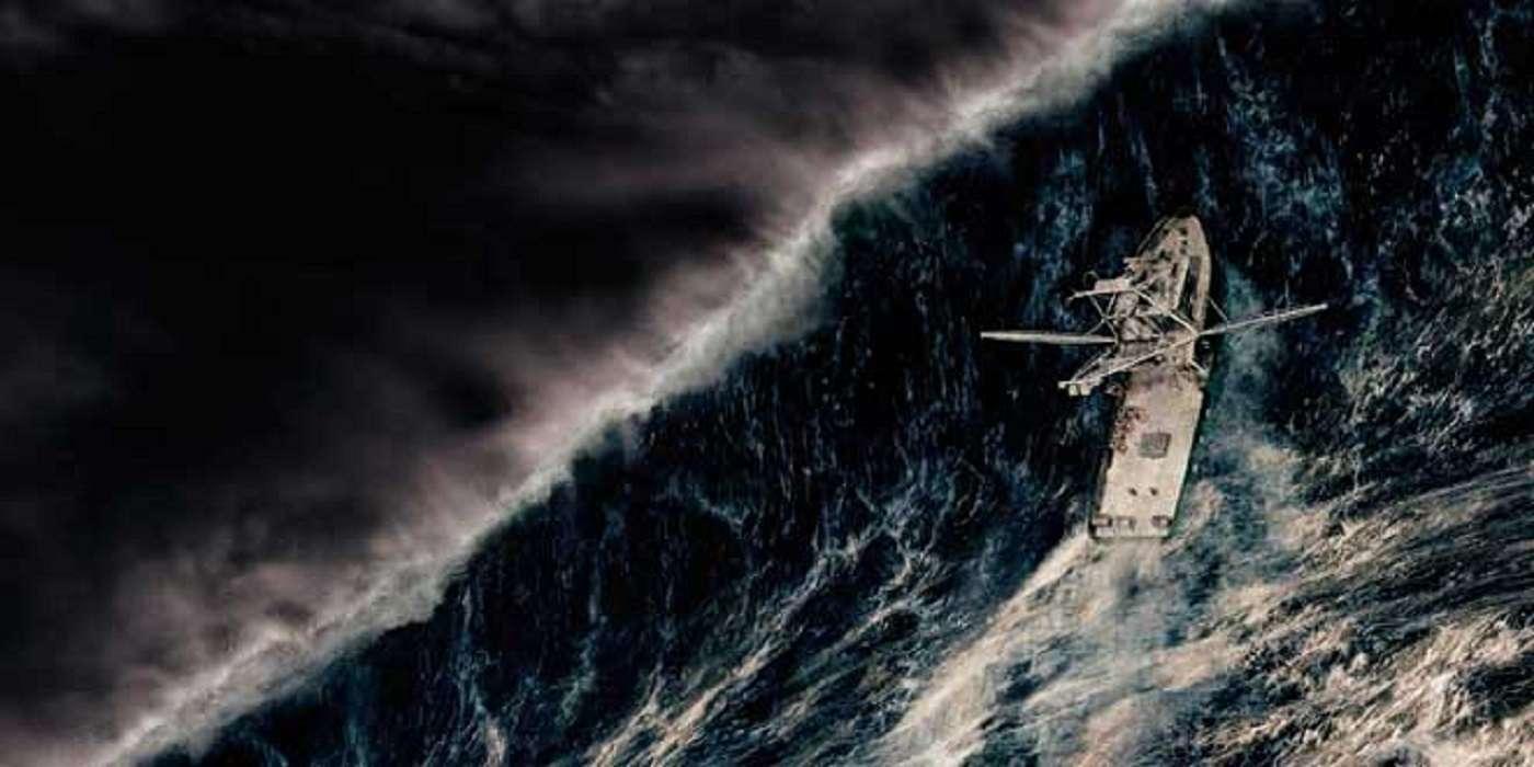Súbitas olas gigantes: interesante episodio de Nuestro insólito universo