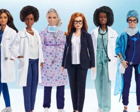 Barbie: Sarah Gilbert y otras científicas dan vida a la colección de Mattel