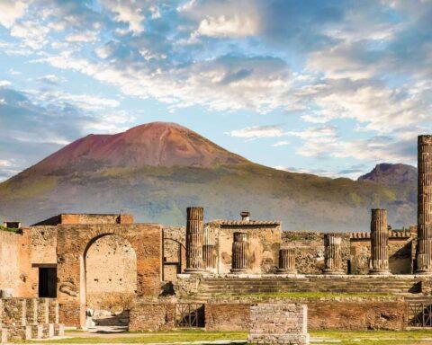 Ciudad de Pompeya: cuándo fue realmente su catastrófica destrucción
