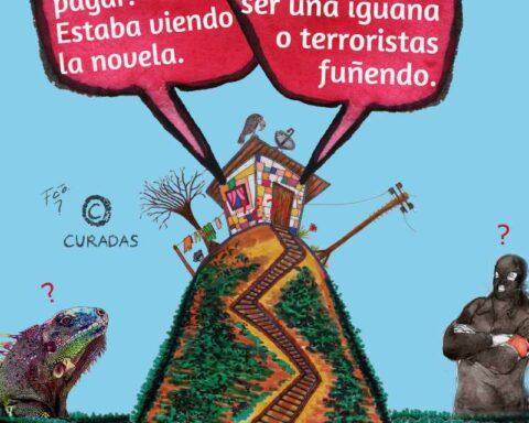 La casita iguanas terroristas vaqueros