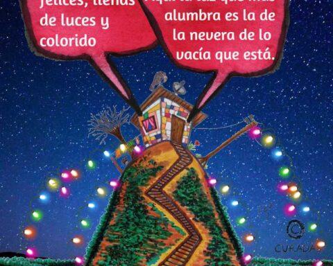La casita - Navidades llenas de luces