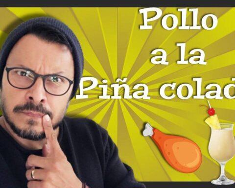 Pollo Piña Colada Historia Receta