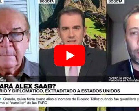 Repercusiones extradición Alex Saab