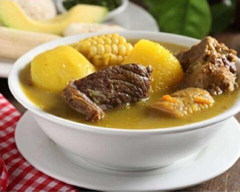 Sopa de lagarto: nutritiva y sabrosa para un domingo familiar